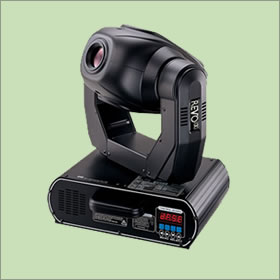REVO1OO - The world's first high power LED based full featured moving head intelligent lighting fixture.